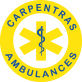 Logo AMBULANCES CARPENTRAS